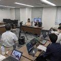 Zoomによるオンライン配信【日本国際放送主催 テレビを使った海外情報発信入門セミナー】にご協力させていただきました。